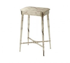 Winter Blossom Side Table