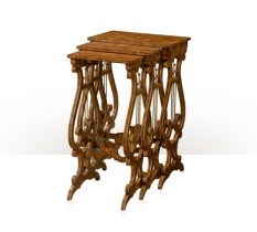 5005-709 Set of 3 Nesting Tables*
