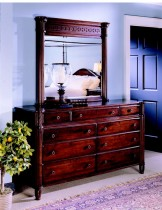 George Washington Architect Triple Dresser