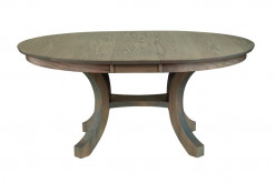 "Round Dining Table w/1-12"" Leaf"