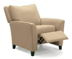 India Collection Pushback Recliner