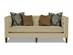 795670 Bench Seat Tufted Sofa