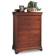 Chateau Fontaine 5 Drawer Chest