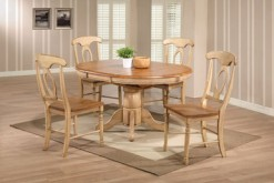 "Quails Run 57"" Pedestal Table"