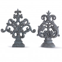 Set of 2 Traditional Ornamental Accessory