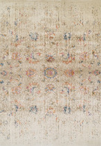 "Antiquity Rectangular Rug Ivory 5'3"" x 7'7"""