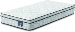 Bronson Euro Top Twin Mattress Set