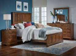 Carriage Collection 3 Drawer Nightstand