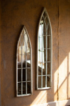 Set of 2 Arch Mirrors