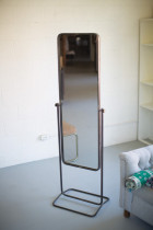 Floor Mirror on Stand