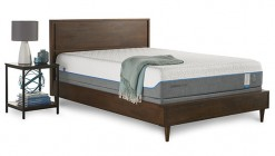 TEMPUR-Cloud® Supreme Breeze Queen Mattress Set