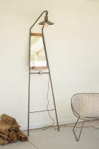 Floor Lamp Mirror*