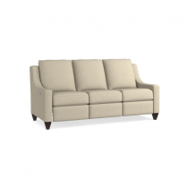 Magnificent Motion Fabric Power Reclining Sofa with Articulating Headrest