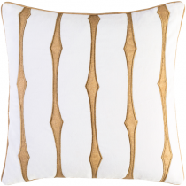 Graphic Stripe Throw Pillow Casing