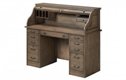 """Eastwood Collection 54"""" Roll Top Desk"""