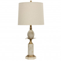 Orla Cream Table Lamp