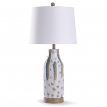 Romani Sage Table Lamp