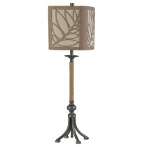 Tropic Palm Table Lamp