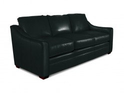 L9 Series All Leather 3 Seat Sofa