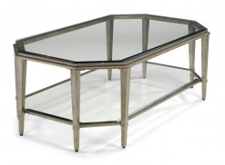 Prism Rectangle Cocktail Table*