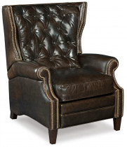 Hudson Leather Recliner