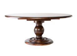 """60"""" Round Table with Sophia Base"""