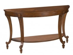 Aiden Demilune Console Table