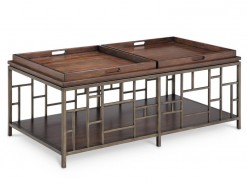 Murdock Rectangular Cocktail Table*