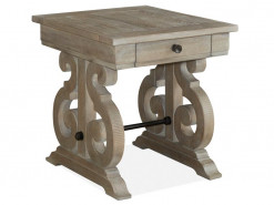 Tinley Park Rectangular End Table