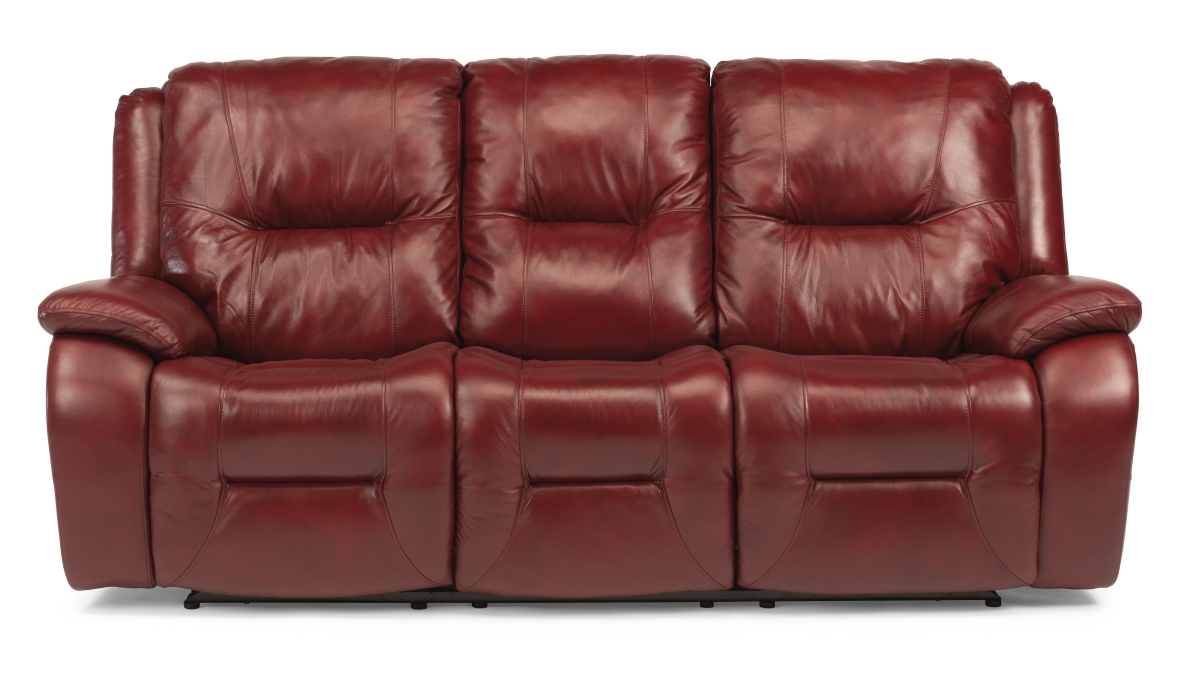 Prime Doerr Furniture Zachary Leather Power Reclining Sofa Gmtry Best Dining Table And Chair Ideas Images Gmtryco