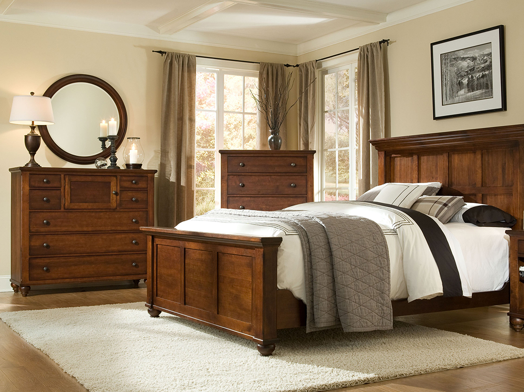 Durham Furniture has been making solid wood furniture of the highest quality and enduring value since 1899.